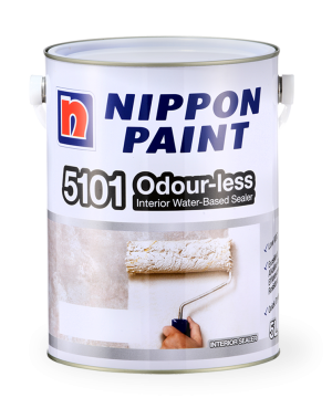 5101 Odour-less Wall Sealer Paint Can