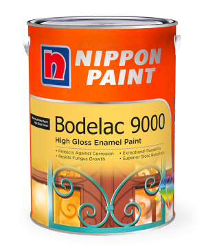 Bodelac 9000 Paint Can