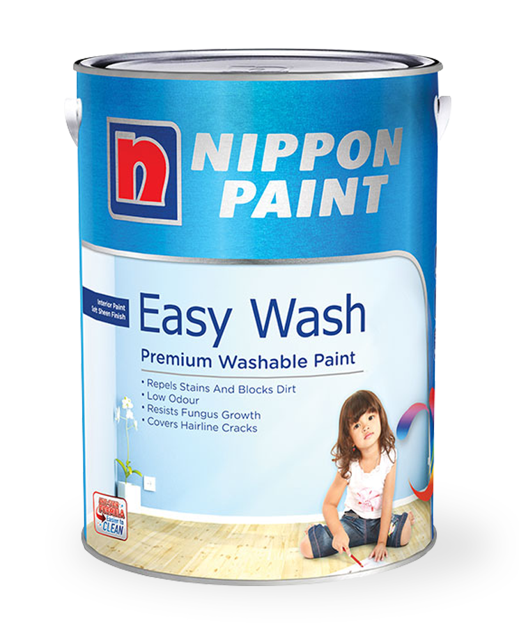 Easy Wash Official Nippon Paint Store