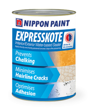 Expresskote Sealer Paint Can