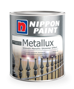 Metallux Paint Can