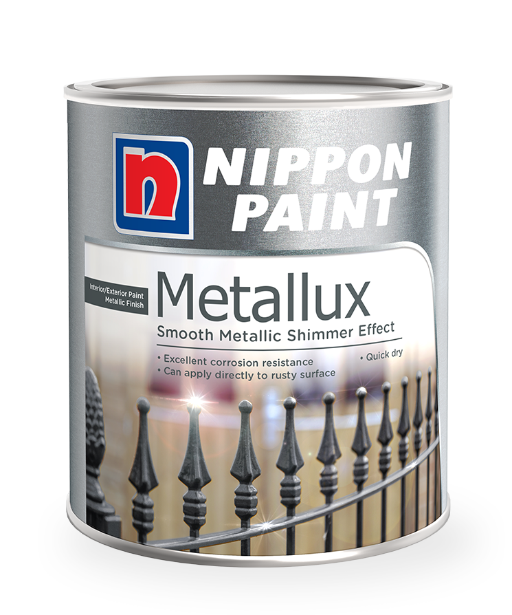 Metallux Official Nippon Paint Store