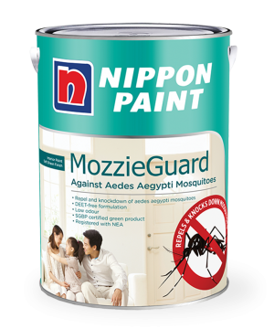 Mozzieguard Paint Can