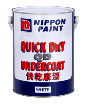 Quick Dry QD Undercoat Paint Can