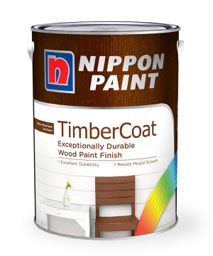 TimberCoat Paint Can