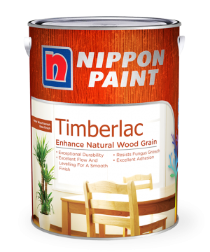Timberlac Paint Can