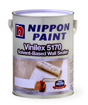 Vinilex 5170 Wall Sealer Paint Can