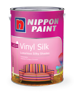Vinyl Silk Paint Can