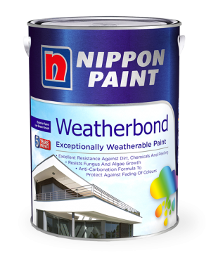 Weatherbond Paint Can