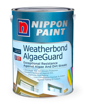 Weatherbond AlgaeGuard Paint Can