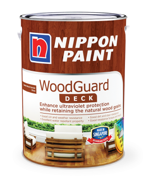 WoodGuard Paint Can