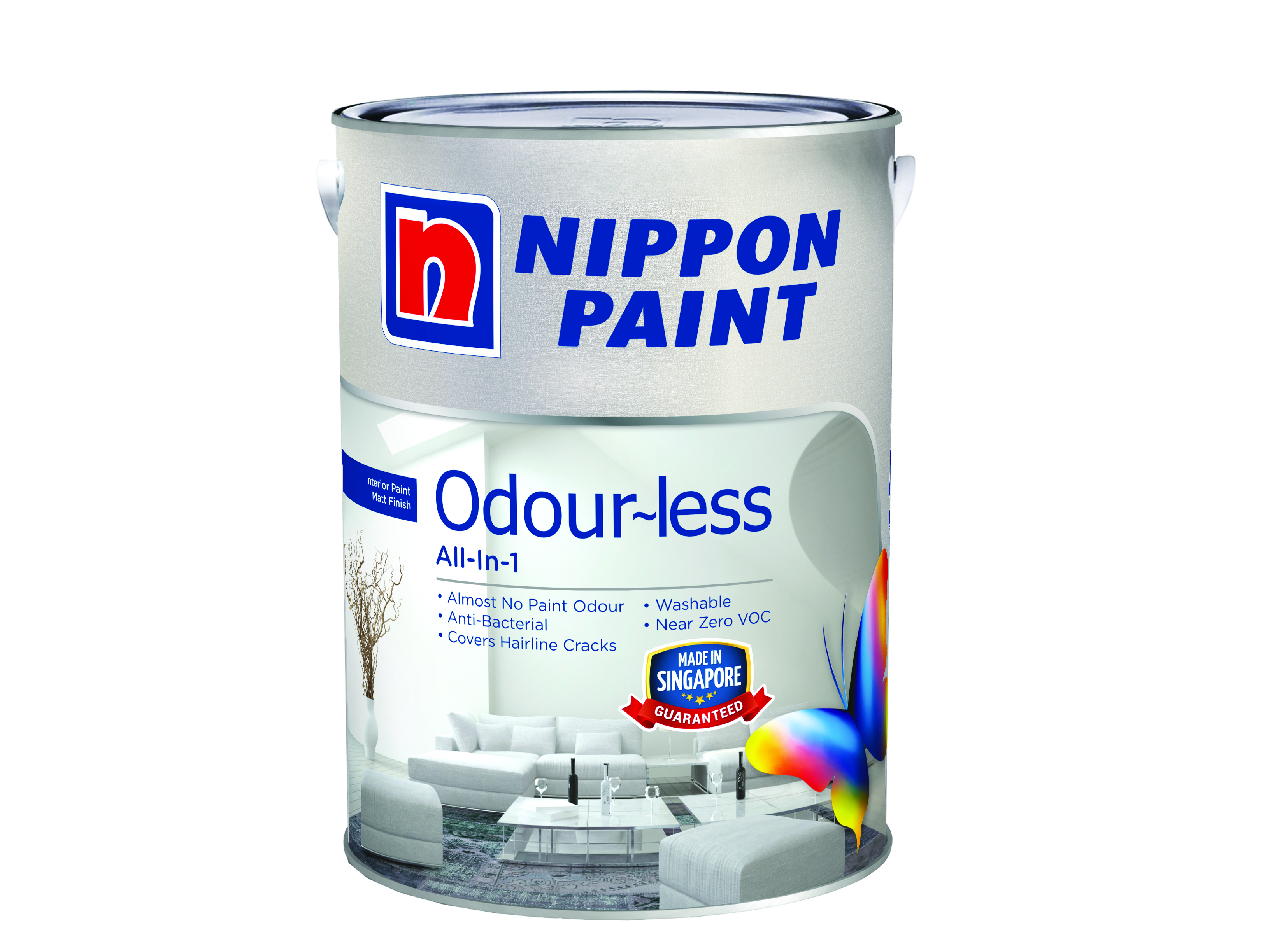innovation analysis nippon paint co. case of odorless paint product essay The straits times, 1 june 2001 us gripped by case of the missing intern louise branson following llbvl^b^bv bhbi whenever you use nippon paint 3-in-1.
