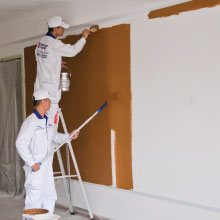 Professional Painting Services - Process 6