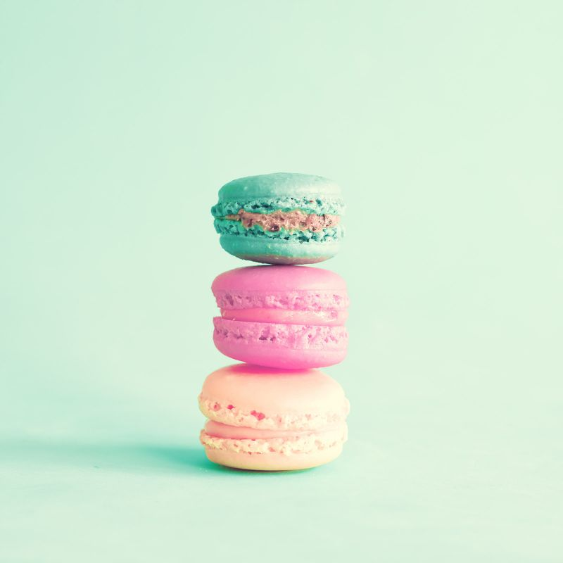 Macaroons for your thoughts?