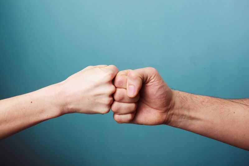 Bro-fists