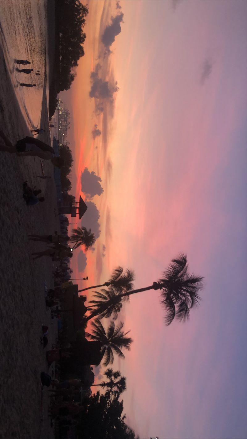 Sunset sg