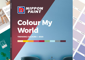 Nippon Paint Colour My World 2020