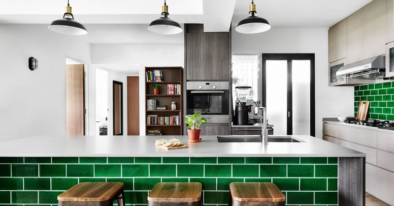 choosing-wall-paint-colors-for-kitchen-based-on-feng-shui-elements