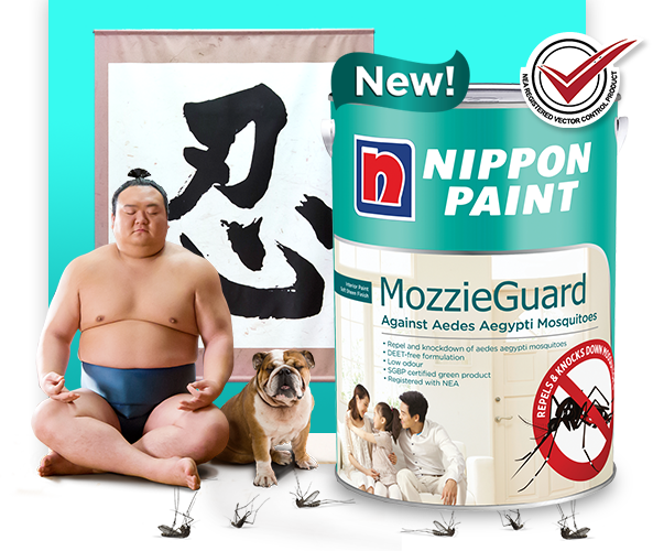 Mozzieguard – Protect Against Aedes Aegypti Mosquitoes