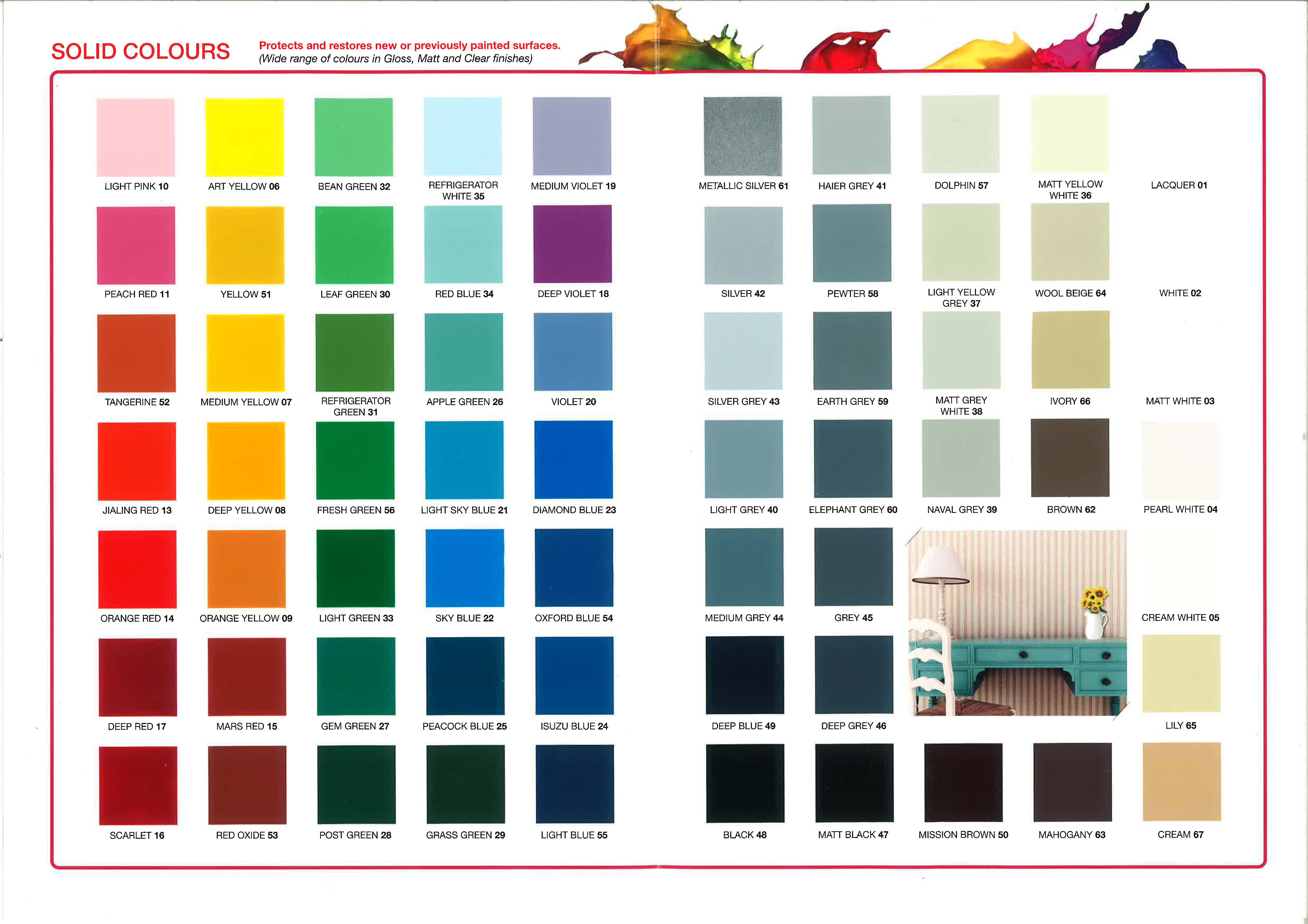 Buy Wall Paint Online Singapore