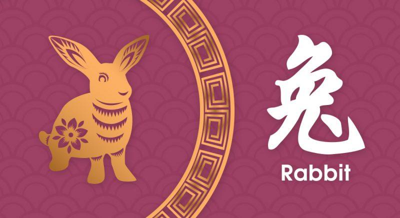 兔 Rabbit- Nippon Paint Colours of Fortune 2019