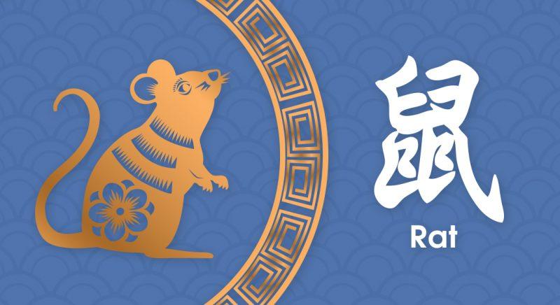 鼠 Rat- Nippon Paint Colours of Fortune 2019