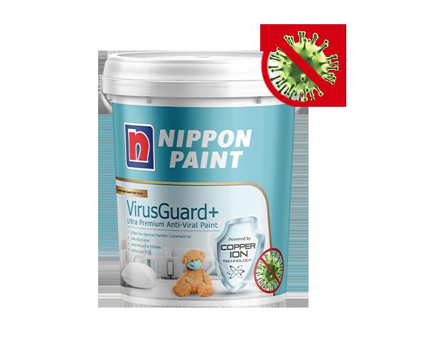 VirusGuard+ | Singapore's 1st Anti-Viral Paint