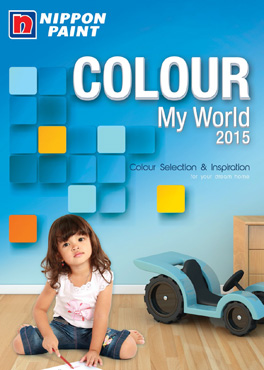 Colour My World 2015 Nippon Paint Singapore