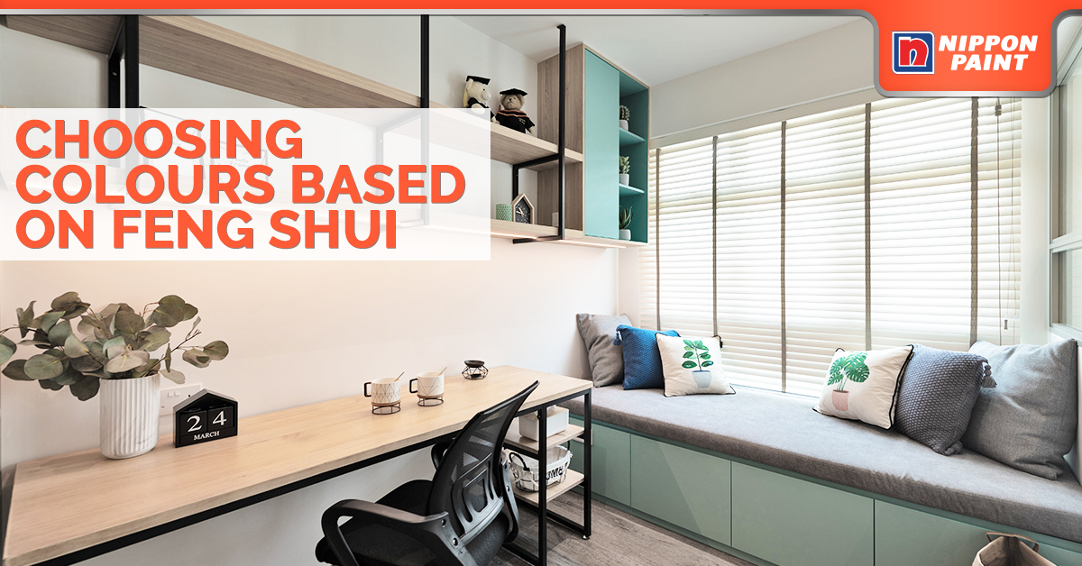How To Choose The Right Feng Shui Colors For Your House