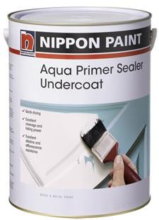 Nippon Paint Aqua Primer Sealer Undercoat