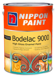 Wood and Metal Paints - Nippon Paint Bodelac 9000