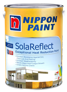 Exterior wall paint solareflect - Reflective exterior paint style ...