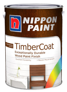 Nippon Paint Timbercoat Exterior Paint