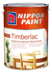 Nippon Paint Timberlac Interior Varnish