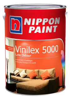 Interior Paints - Nippon Paint Vinilex 5000