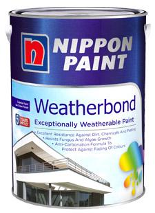 Exterior Paints - Nippon Paint Weatherbond