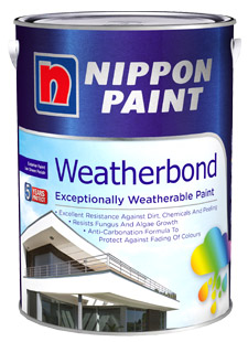 Nippon Paint Weatherbond