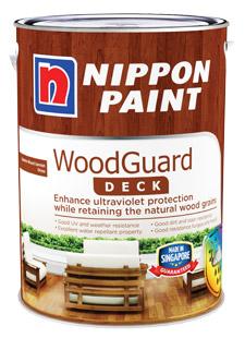 Nippon Woodguard Nippon Paint Singapore