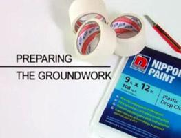 Preparing the Groundwork