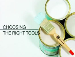 Choosing The Right Tools