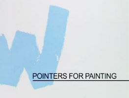 Pointers For Painting