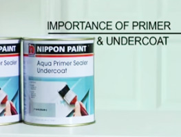 Importance Of Primer & Undercoat