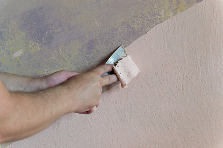Painting Onto Old Plaster Walls