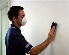 Preparing For Painting - Step 1