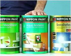 Choosing the Right Paints for your Wall - Step 4